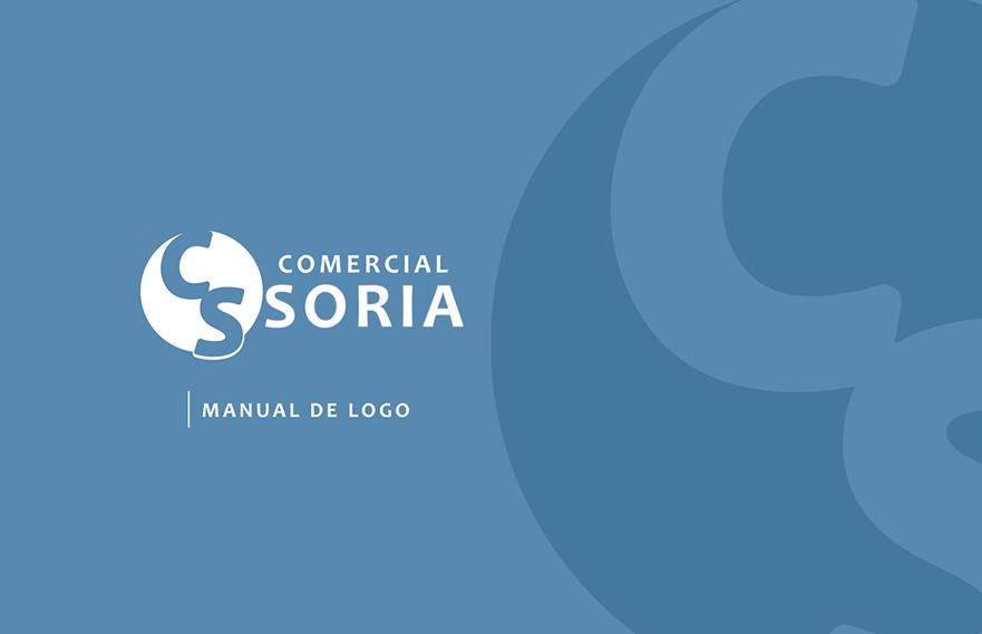 Manual del Logo Comercial Soria